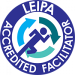 LEIPA badge